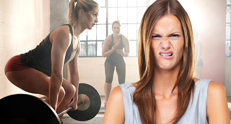 Gym Users Admit Their Grimmest Workout Habits 959 thegymgrim2