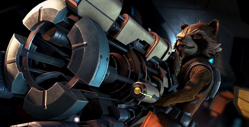 Marvels Guardians Of The Galaxy: The Telltale Series Review FacebookThumbnailrocket