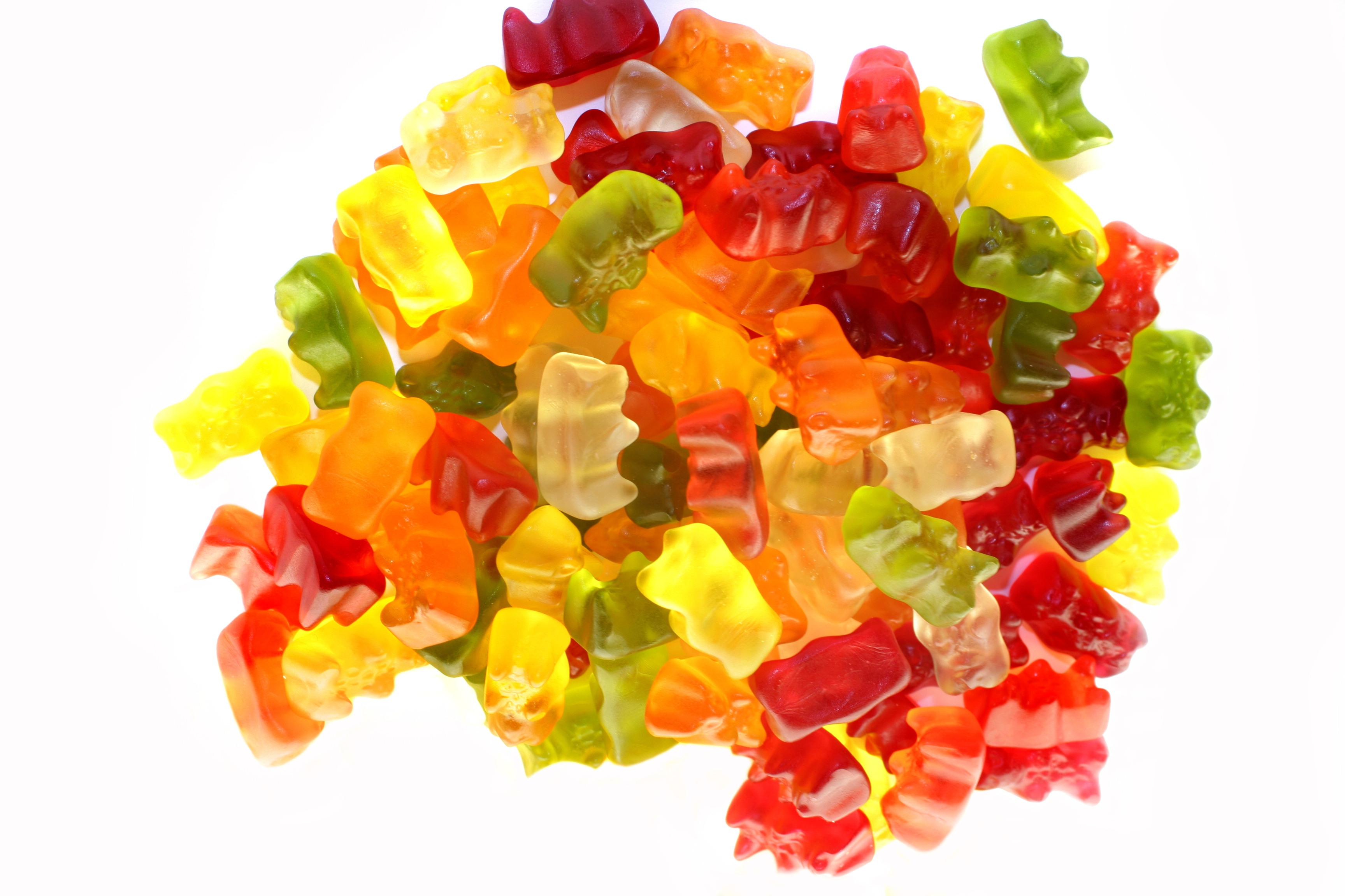 Haribo gummy bears are just one of many products that thomas - Heres What Haribos Green Gummy Bears Are Actually Flavoured Gettyimages 157380073