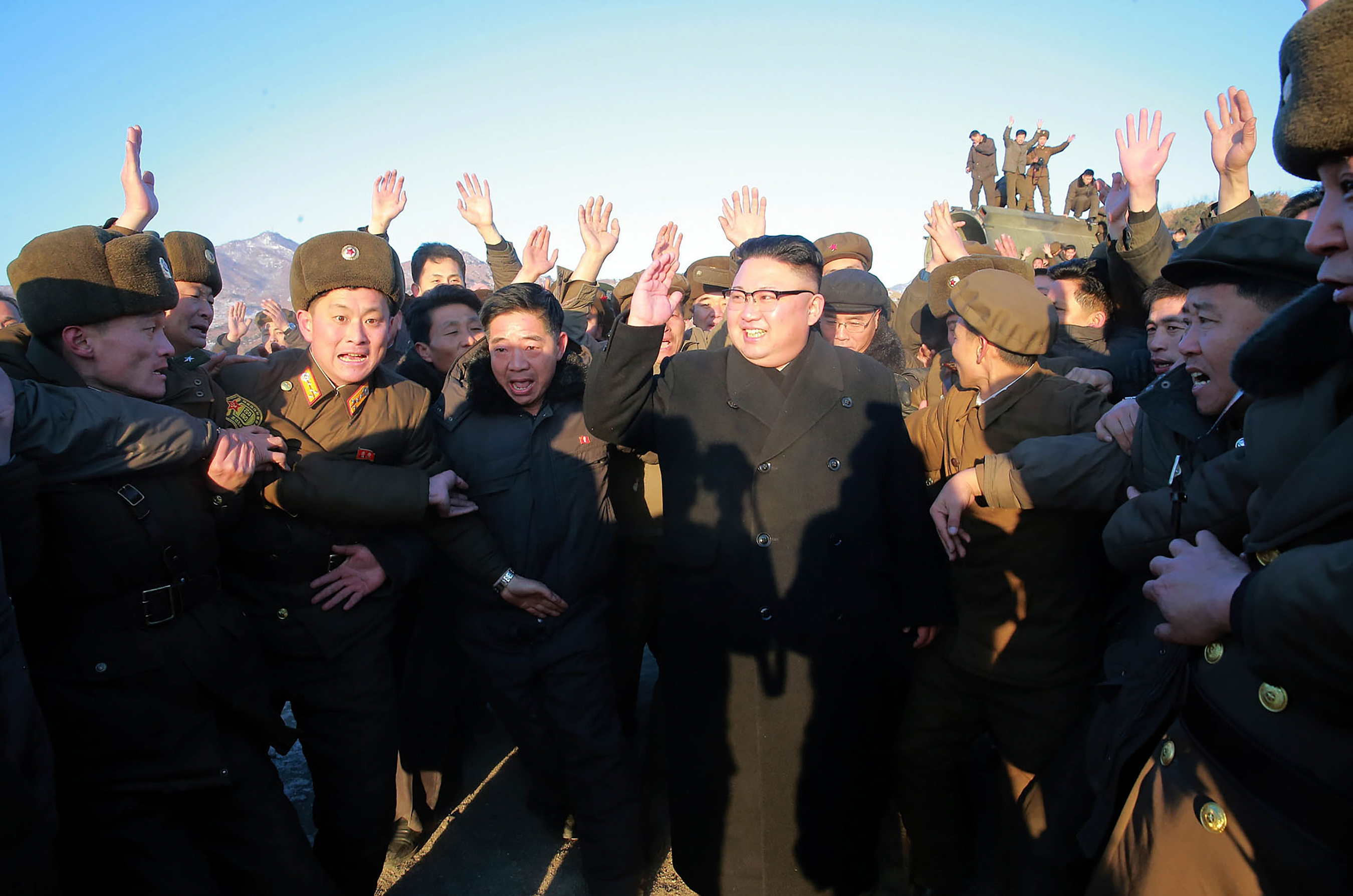North Korea Can Now Hit Anywhere On US Mainland With Nuclear Missile GettyImages 635058398
