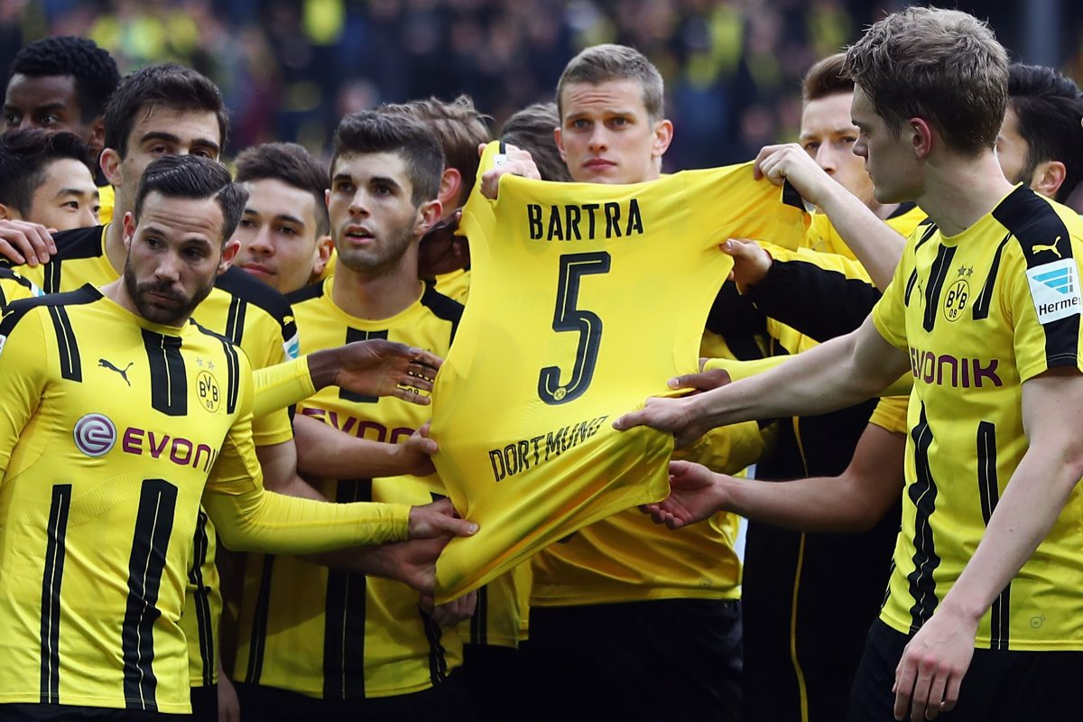 Police Reveal Crazy Motive Behind Borussia Dortmund Bus Bombing GettyImages 668845638 1200x800