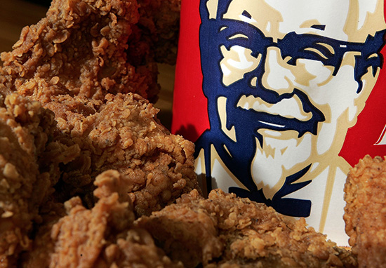 Here's What Really Goes Into KFC's Gravy