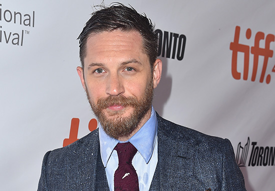 Tom Hardy Is Bookies Favourite To Be The Next James Bond TomHardy web
