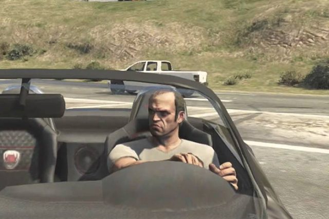 Grand Theft Auto 5 Being Used To Teach Driverless Cars