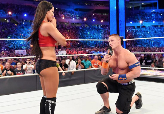 Nikki Bella Considering Quitting WWE To Focus On Married Life WWE web