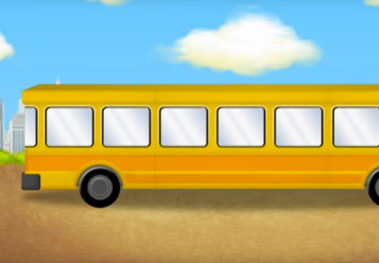 Hardly Any Adults Can Work Out Which Way This Bus Is Driving