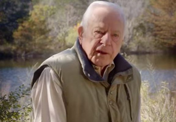 Fast Food Tycoon Spends His Fortune & 50 Years Fighting For Nature