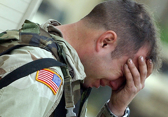 A Medical Marijuana Trial For Soldiers With PTSD Just Got Government Approval