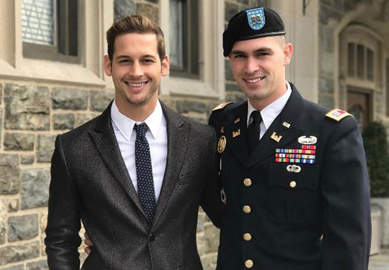U.S. Soldier Takes His Boyfriend To Army Prom And Goes Viral
