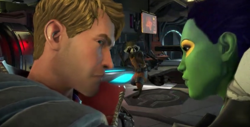 Marvels Guardians Of The Galaxy: The Telltale Series Review hohar