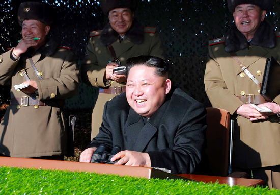 Kim Jong-un Has A 'Floating Pleasure Palace' With A Private Beach And Its Own Stadium