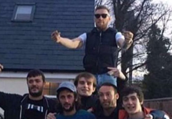 Conor McGregor Goes On Three Day Bender And Crashes Liverpool House Party