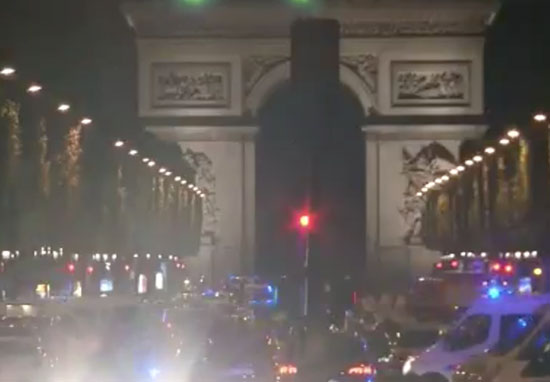 Everything We Know About Ongoing Terror Attack In Paris paris