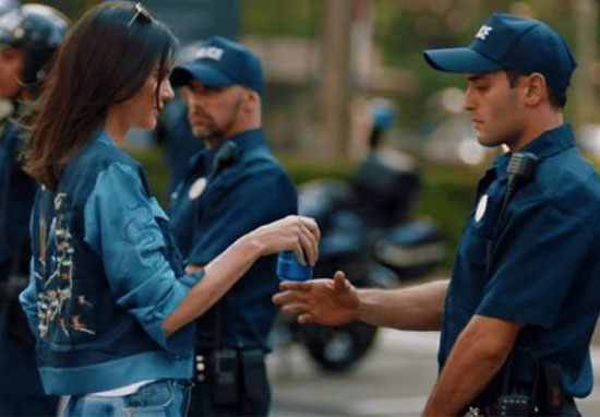Deep Video Shows Real Meaning Of Kendall Jenner's Pepsi Advert