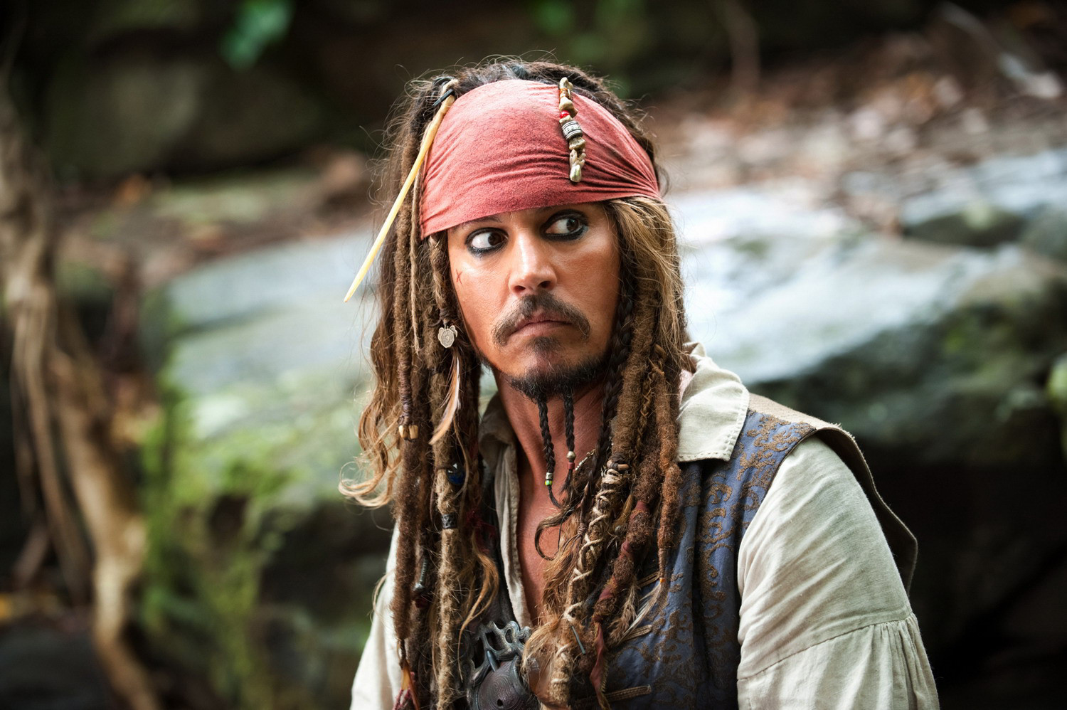 Johnny Depp Captain Jack Sparrow