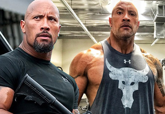 This Is The Rock's Insane Diet And Workout Plan For 'Fast 8'