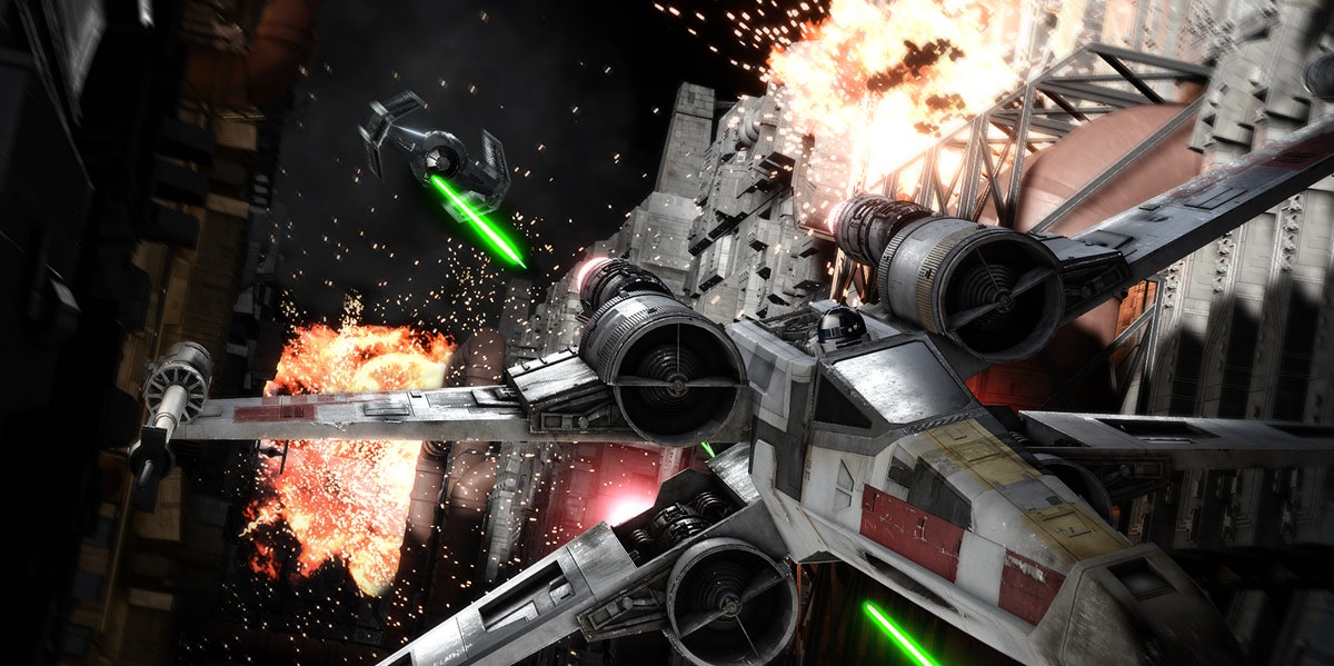 Five Things We Want From Star Wars Battlefront II %name
