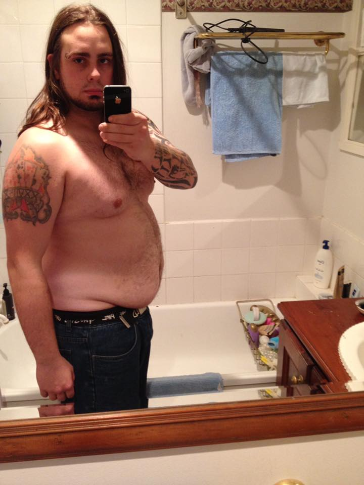 Guy Whos Never Had A Girlfriend Reveals Incredible 27kg Weight Loss 17264852 10154653549124735 7345472383363852568 n