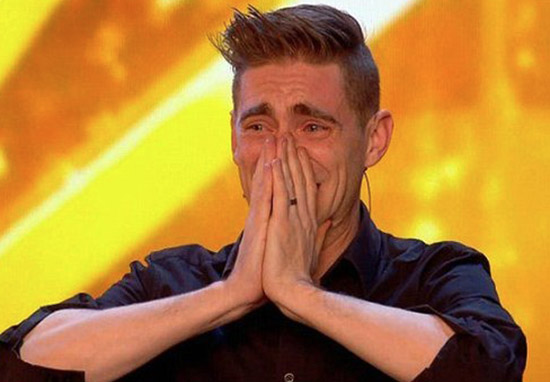 Ant And Dec Interrupt Britain's Got Talent Audition Because It Was So F*cking Good