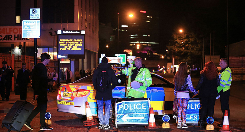 3 more arrests in Manchester; London tourist sites protected