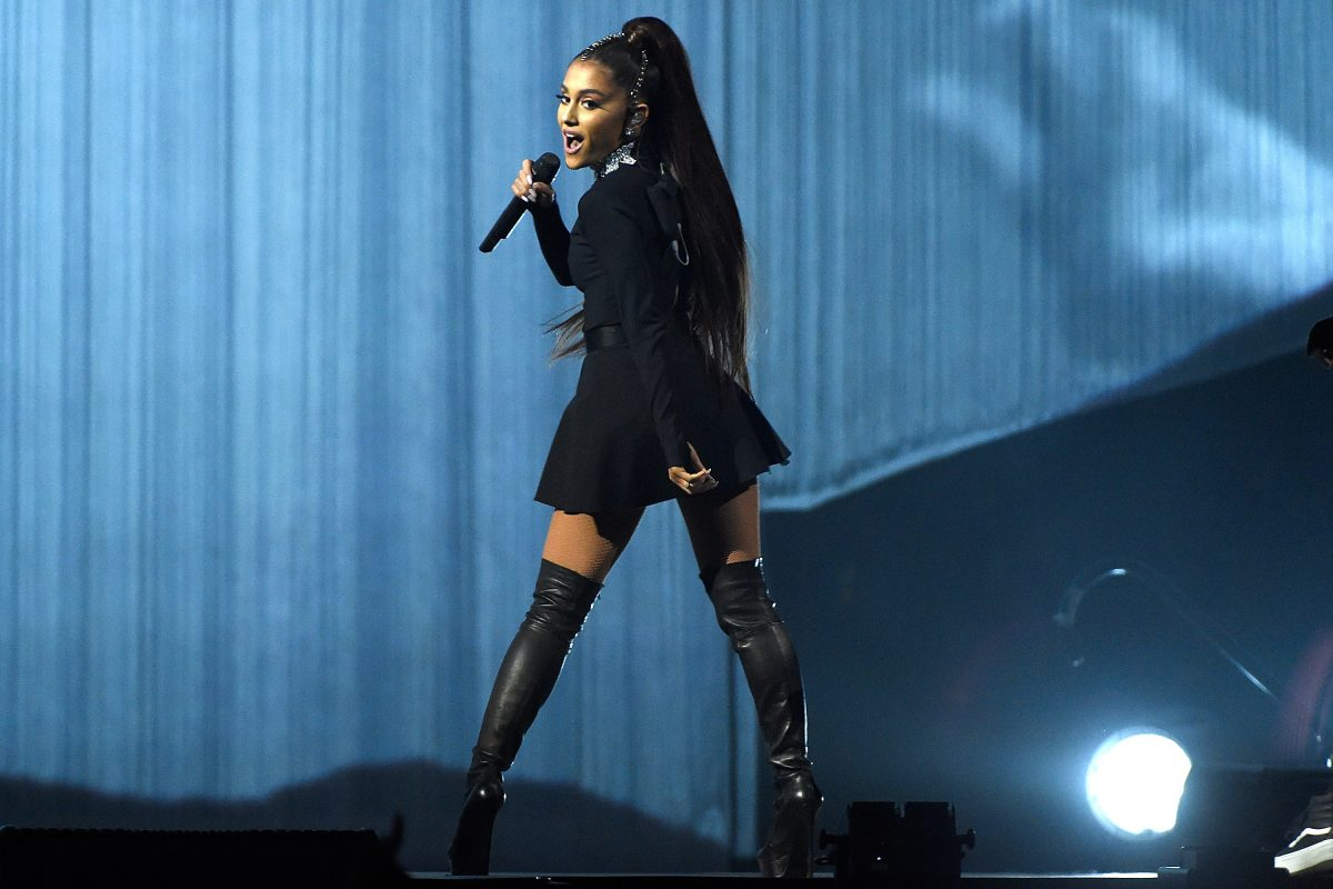 "Ariana Grande ""Dangerous Woman"" Tour - New York City"