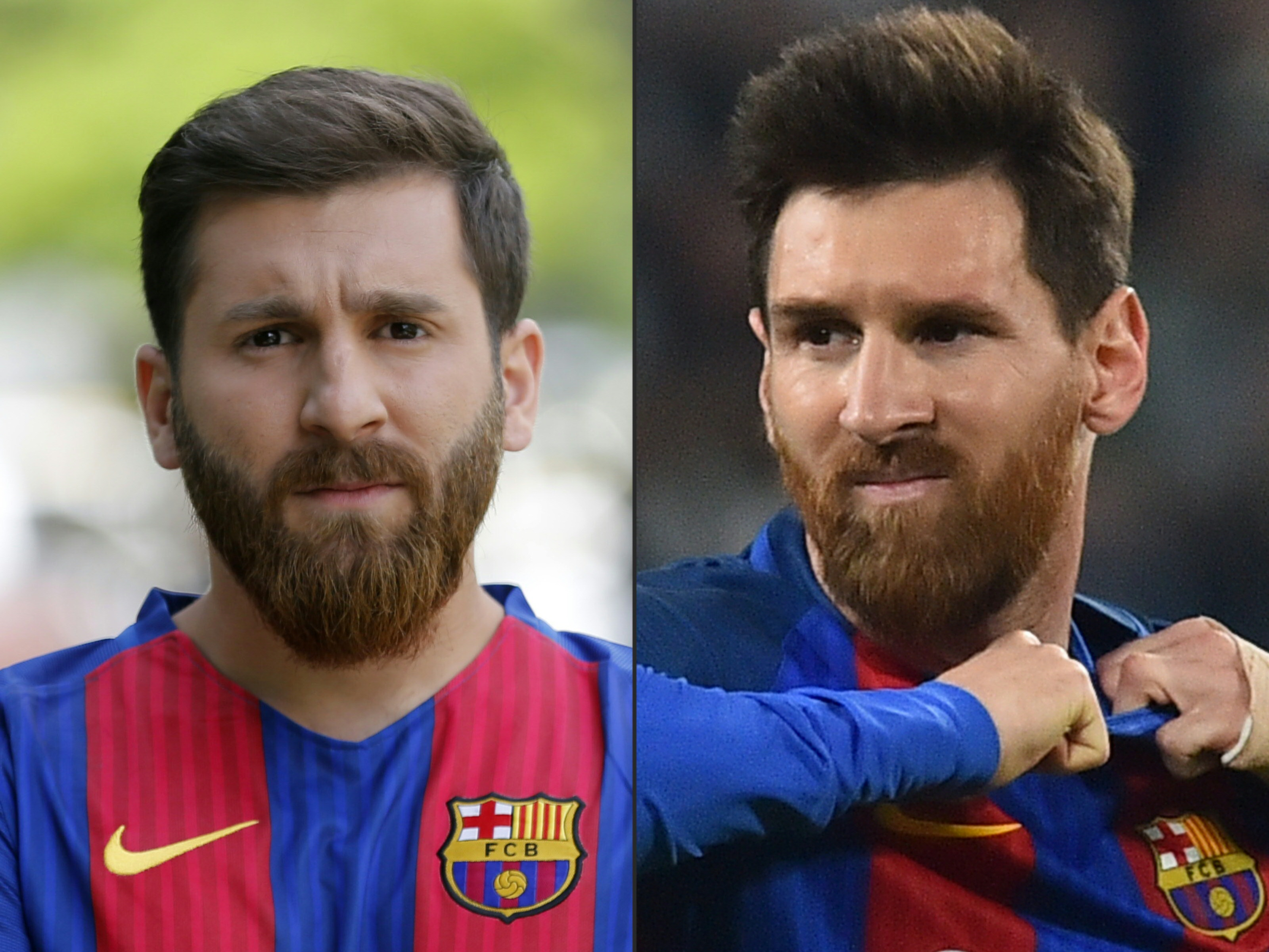 Guy Who Looks Exactly Like Lionel Messi Almost Arrested For Disrupting Public Order - 3