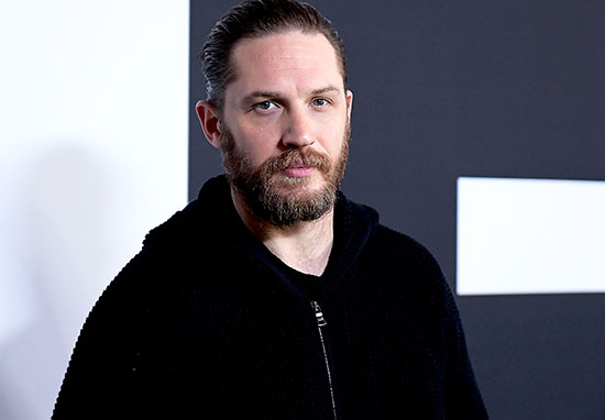 Tom Hardy Confirmed To Star In New Spider-Man Spin-Off 'Venom'