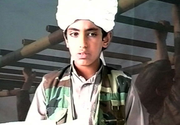 Osama Bin Laden's Son Issues Terrifying Warning To His Father's Killers