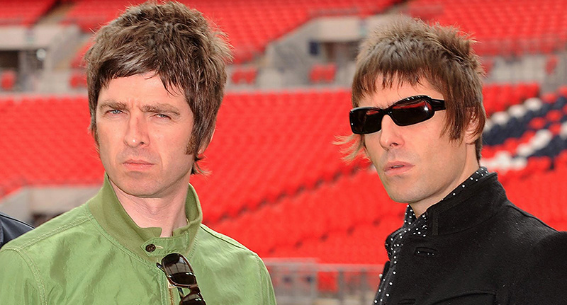 Liam Gallagher Reveals What He Did To Start His Feud With Noel Oasis face
