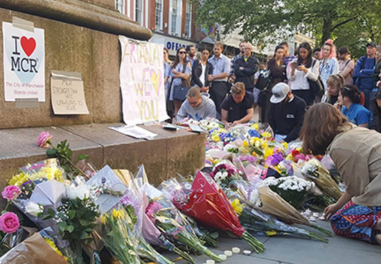 Police arrest a tenth man in connection with Monday's attack in Manchester