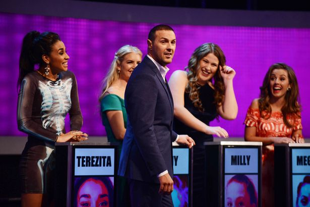 Take Me Out Girl Reveals What Viewers Dont See On TV Take Me Out Series 8 Paddy McGuinness