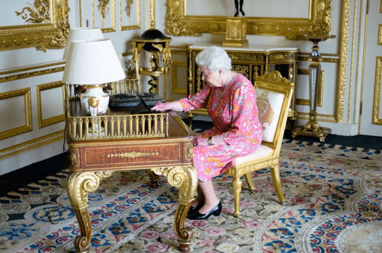 It Turns Out The Queen 'Has A Secret Facebook Account'