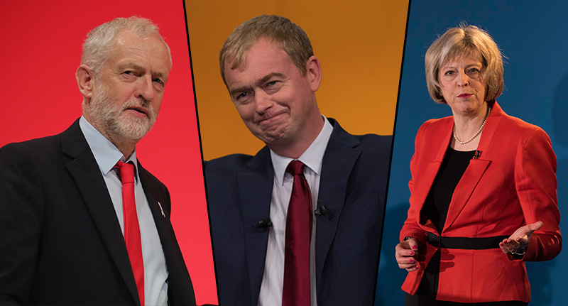 Heres How To Work Out Who To Vote For In The General Election Vote face