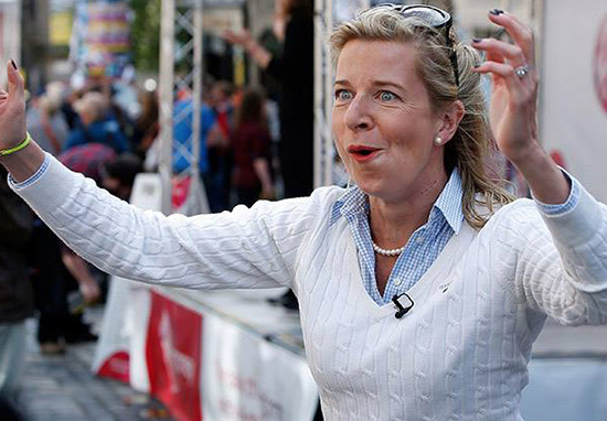 Katie Hopkins Has Been Sacked From LBC