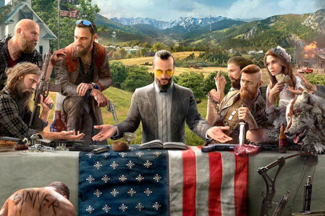 Everything We Know About Far Cry 5