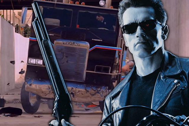 Fan Remakes All Of Terminator 2 In GTA V