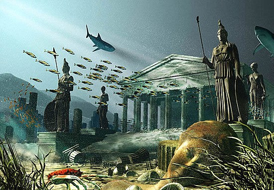 Scientists Think They've Found The Lost City Of Atlantis