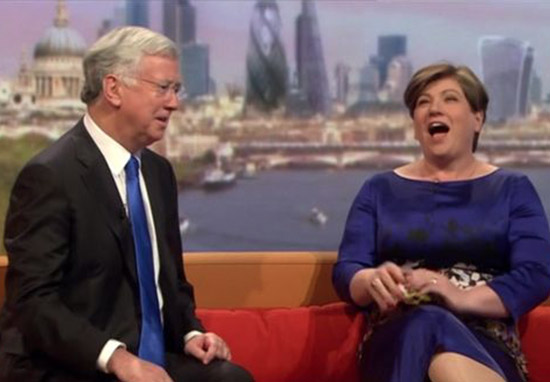 Tory MP Called Out On Live TV Talking Bollocks bbc mike web
