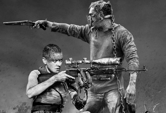 Mad Max: Fury Road – Black and Chrome Edition: A Shiny New Toy Fans Will Love