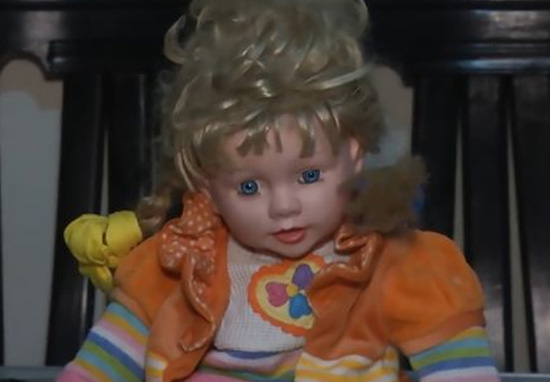 Possessed Doll Is Living Nightmare As It Wanders House Scratching Family