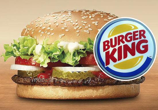 Burger King Are Offering Free Whoppers For Life If You Have This Surname