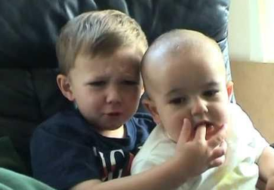 Here's What The 'Charlie Bit My Finger' Kids Look Like 10 Years On