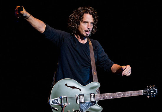Chris Cornell's Eerie Facebook Post Just Hours Before His Death