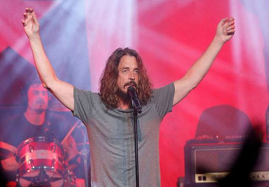 Rock Legend Chris Cornell Dies Aged 52