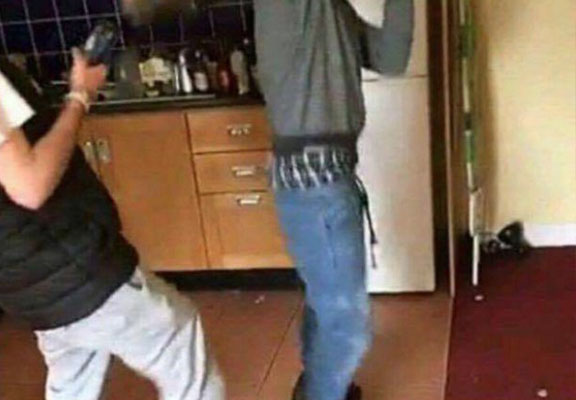 Men Dance With Dead Dolphin And 'Throw Corpse From Window' In Vile Snapchat