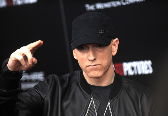 Eminem Donates To Manchester Bombing Victims' Fund