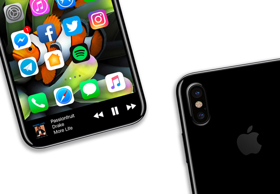 Apple 'Making Huge Changes' To iPhone 8