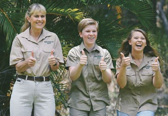 Steve Irwin's Wife Reveals Touching Reason She Hasn't Dated Since He Died