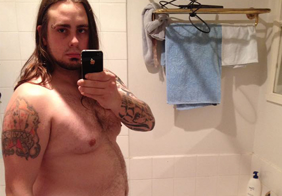 Guy Who's Never Had A Girlfriend Reveals Incredible 27kg Weight Loss