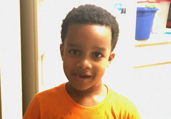 Parents Interrupt Press Conference To Find Out 6-Year-Old Son Had Been Shot Dead